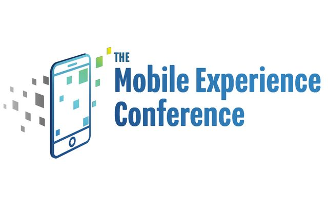 Mobile experience conference logo