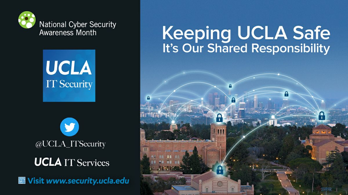 UCLA Cybersecurity logo