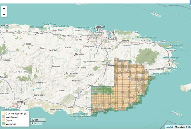 Oct Help Build Maps For Puerto Rico Hurricane Relief UCLA - Guaynabo map