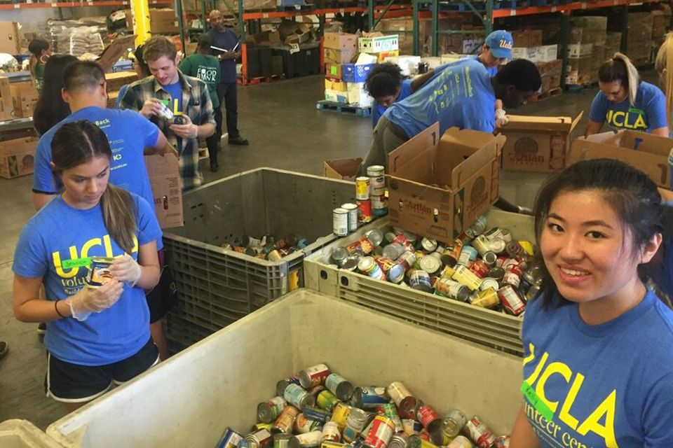 Volunteer-Day-2016-food-bank by Jessica Wolf UCLA