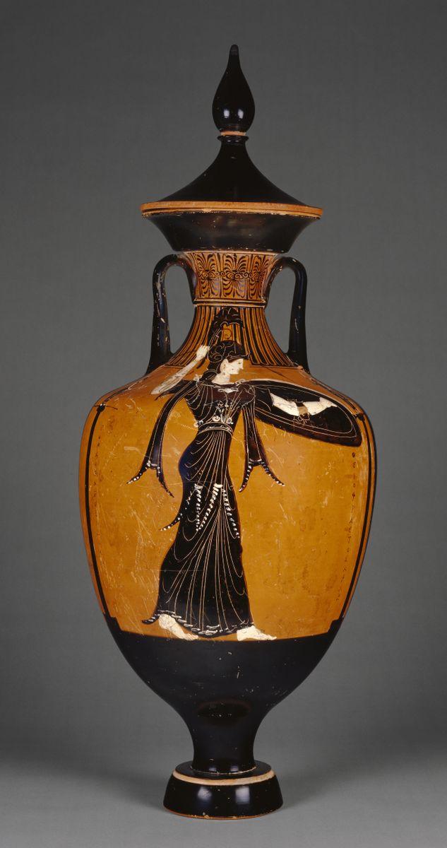 Attic Panathenaic Amphora