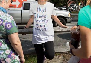 Anxiety t-shirt