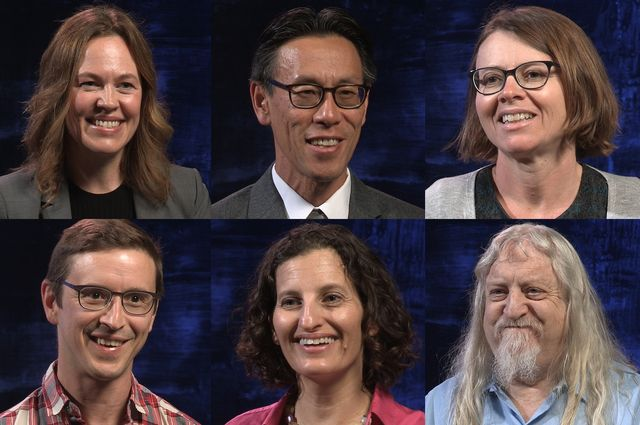 2017 UCLA faculty teaching award winners
