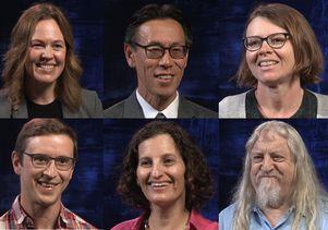 2017 UCLA faculty teaching award winners