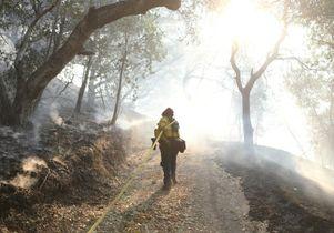 Sonoma County fire