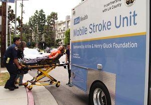 UCLA Health's Mobile Stroke Unit