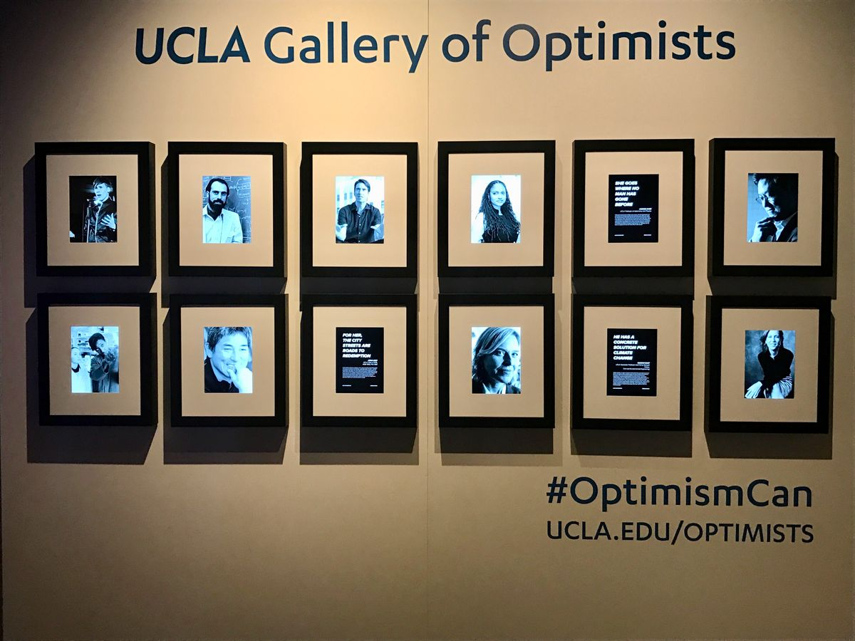 Gallery of Optimists