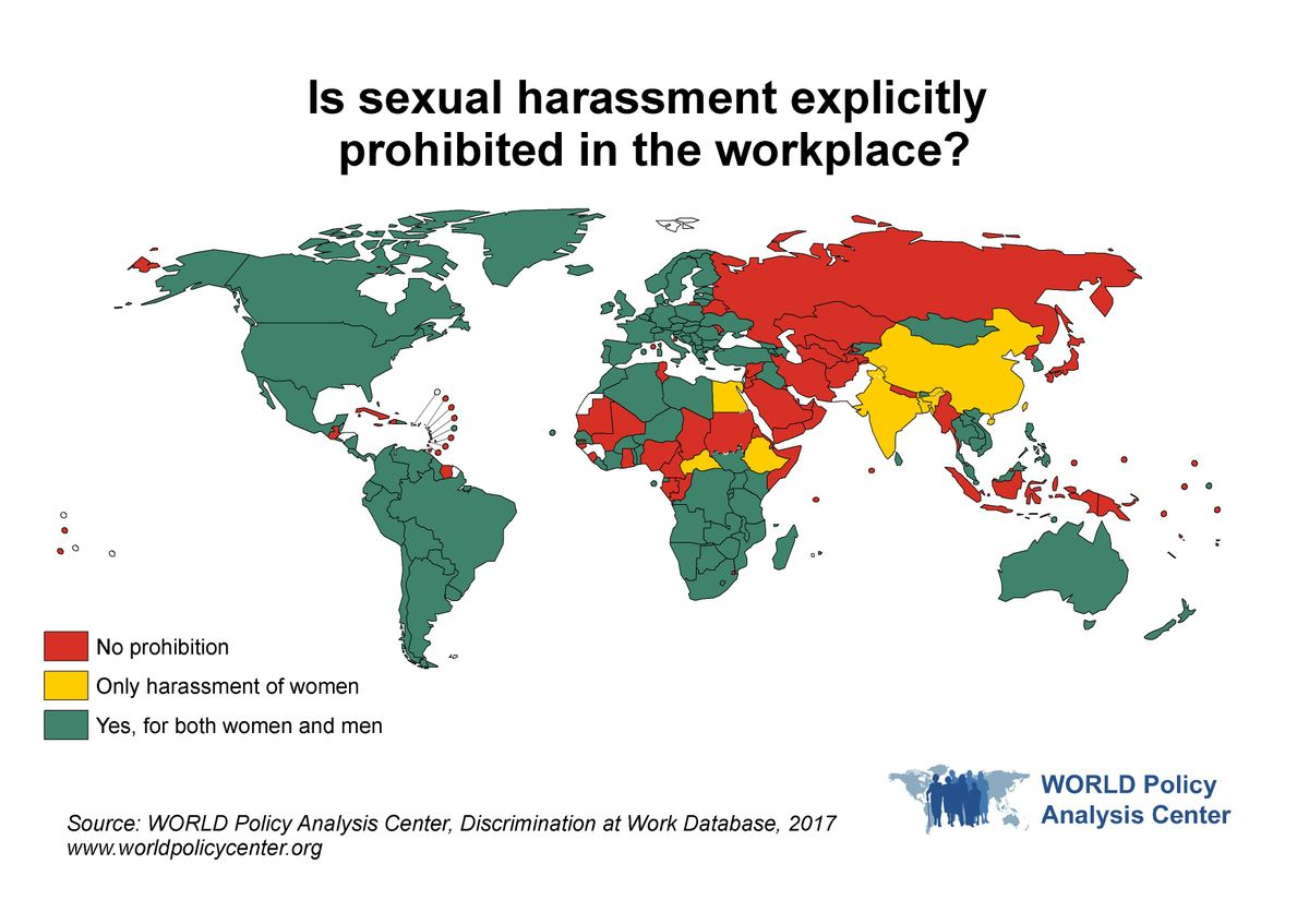 Agree sexual discrimination in employment and too