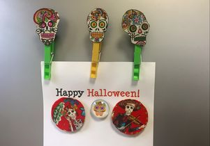 Day of the Dead/Halloween products