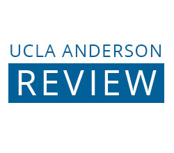 UCLA Anderson Rewview logo