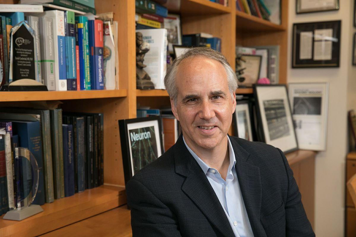 Daniel Geschwind UCLA Health