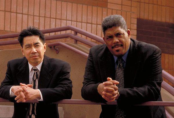 Jon Jang and James Newton