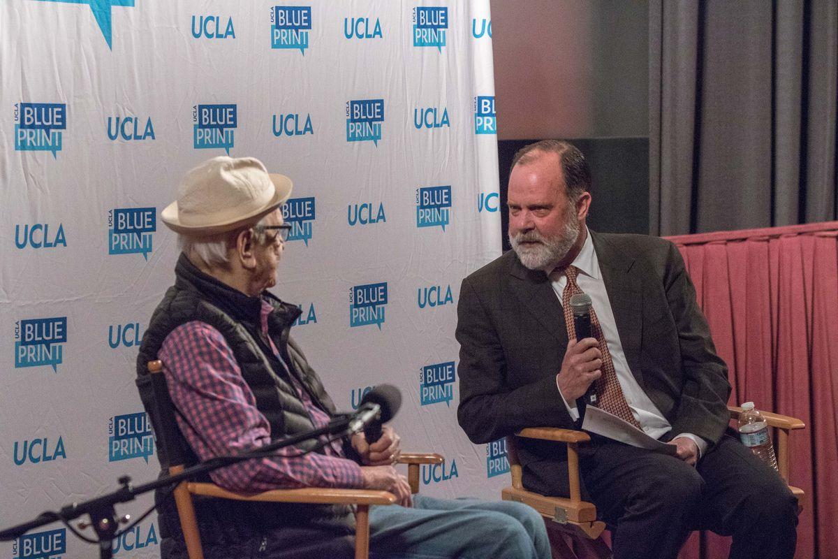 Norman Lear-Jim Newton