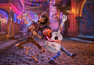 """Coco"" film characters"