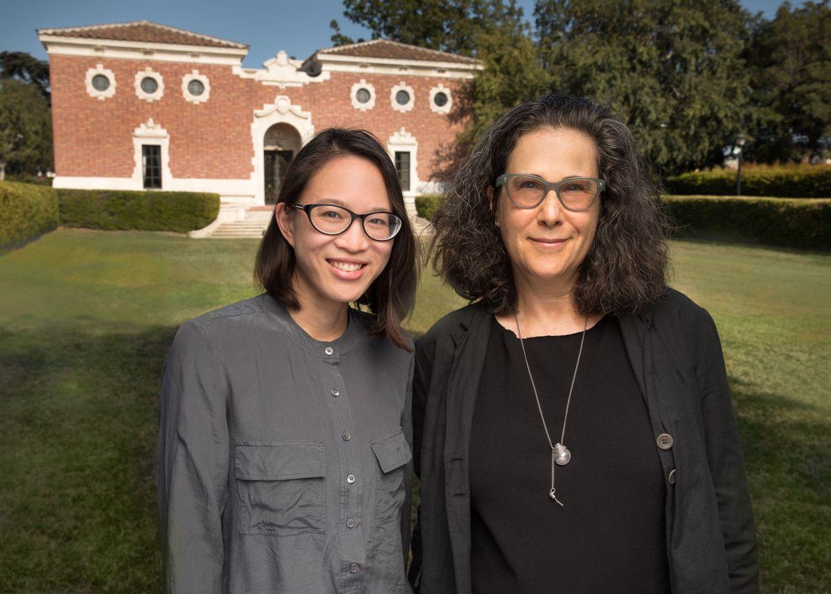 Anna Chen and Helen Deutsch