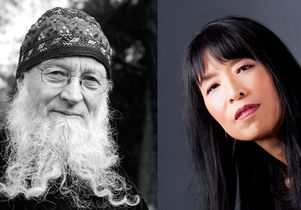 Terry Riley and Gloria Cheng