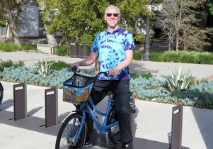 Taking the UCLA bikeshare program for a spin