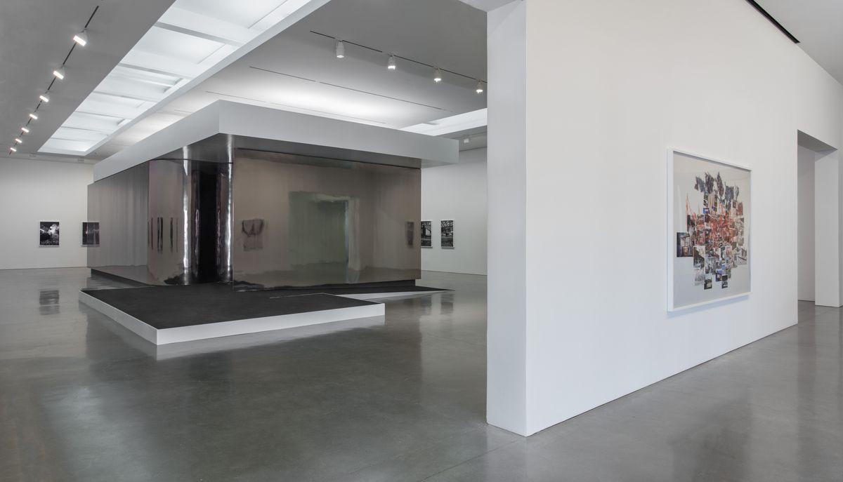 """The Modernist"" installation"