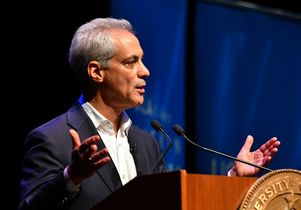 Rahm Emanuel Luskin Lecture