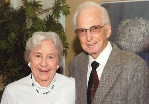 Bernice Wenzel and Wendell Jeffrey