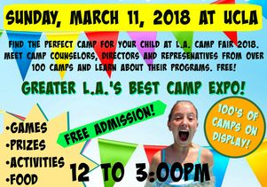 L.A. Camp Fair at UCLA