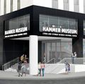 Hammer corner entrance rendering