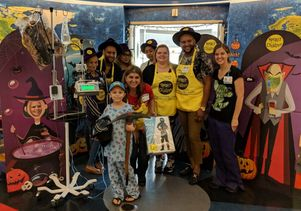 UCLA Mattel Children's Hospital Halloween