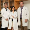 JCCC liver cancer researchers