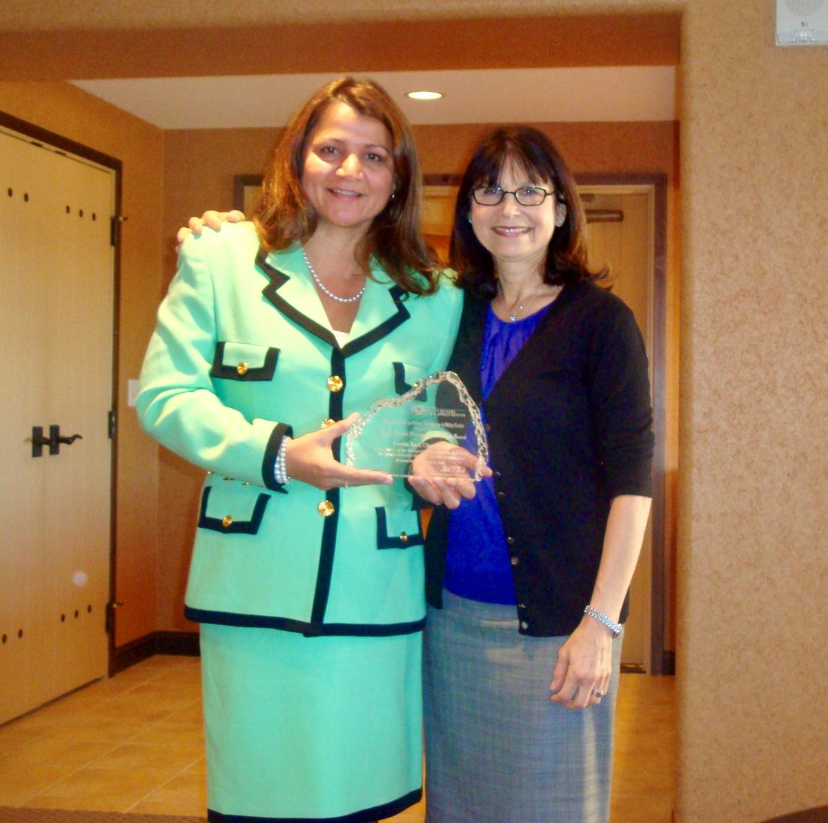 Loretta Tuell Award