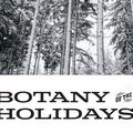 Botany of the holidays