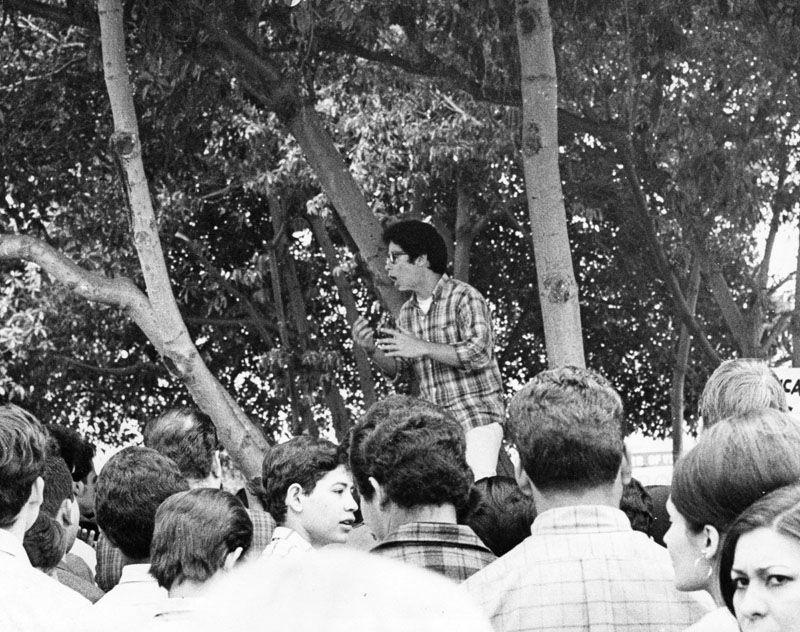 1968 East L.A. student walkouts