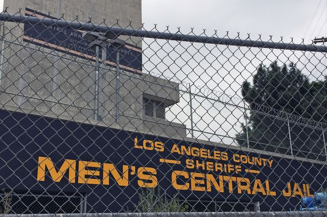 L.A. mens jail