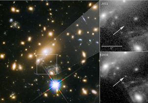 Icarus, the farthest star ever seen