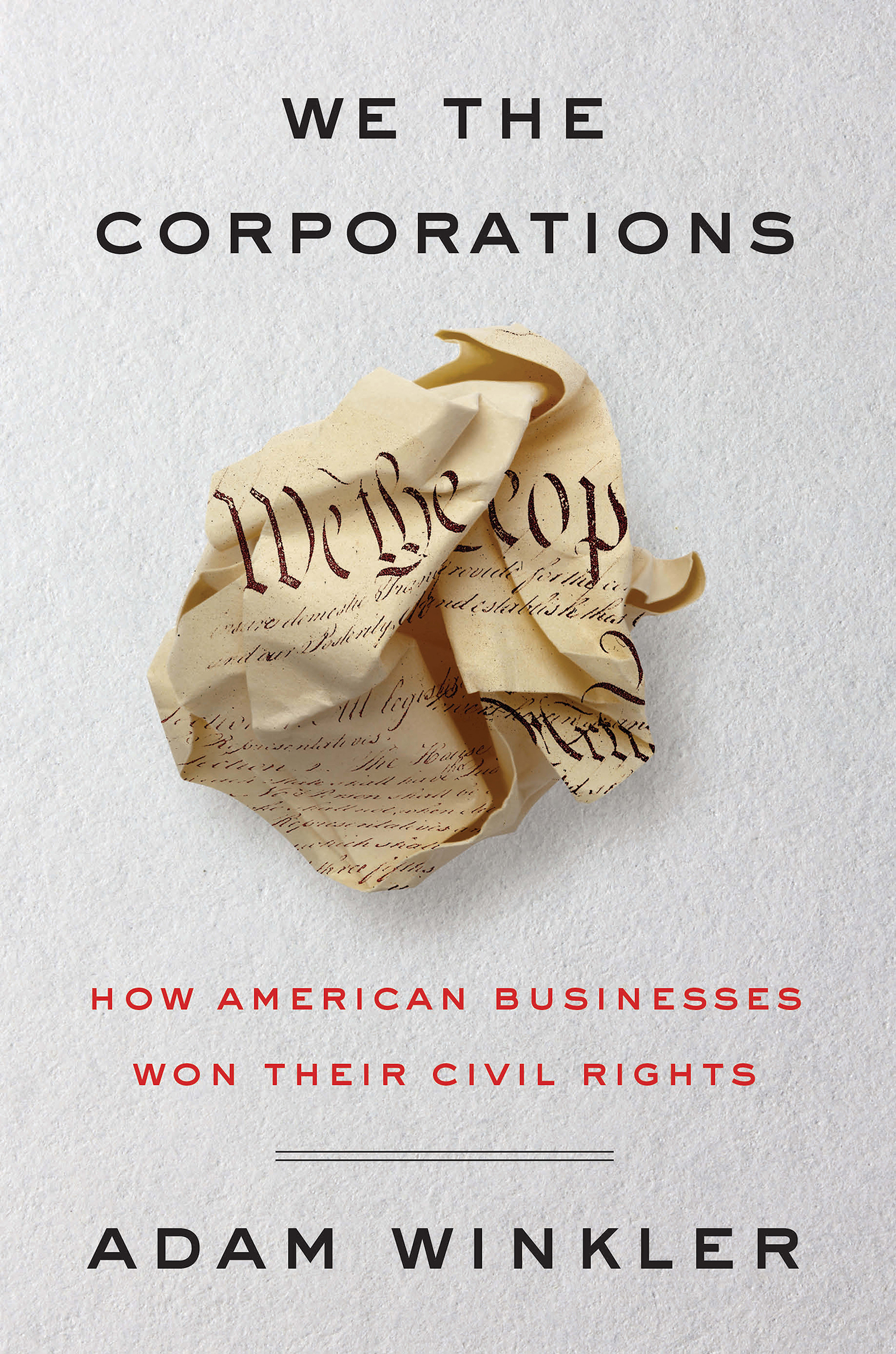 the corporation book review Book, film, and arts reviews e film review by frederic and mary ann the corporation is a prophetic critique of a beast that has grown too powerful and too.