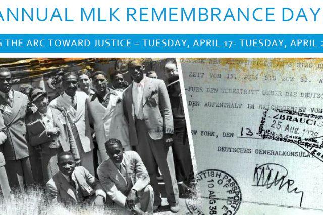 MLK Remembrance Day