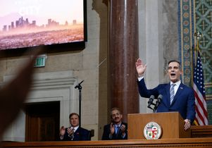 Eric Garcetti-State of the City address