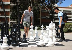 Chess in the UCLA Court of Sciences