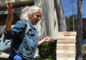 Jenga in the UCLA Court of Sciences