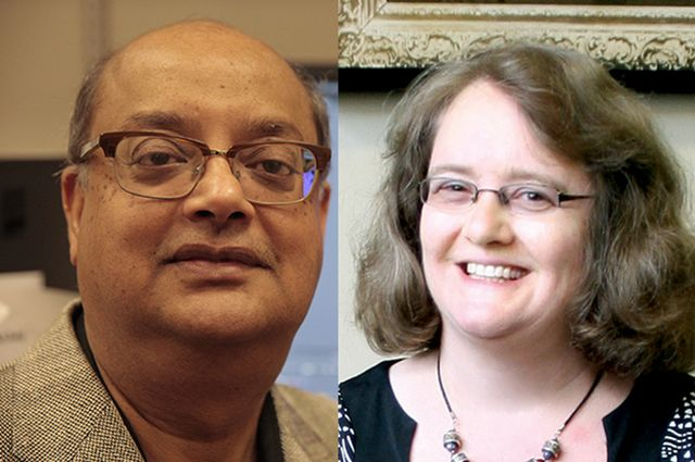 Utpal Banerjee and Andrea Bertozzi
