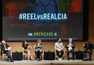 """The Americans"" panel"