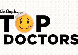 Los Angeles magazine Top Doctors graphic