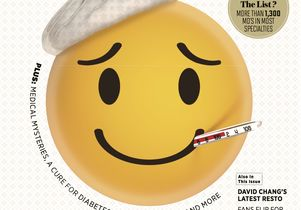 Los Angeles magazine Top Doctors cover