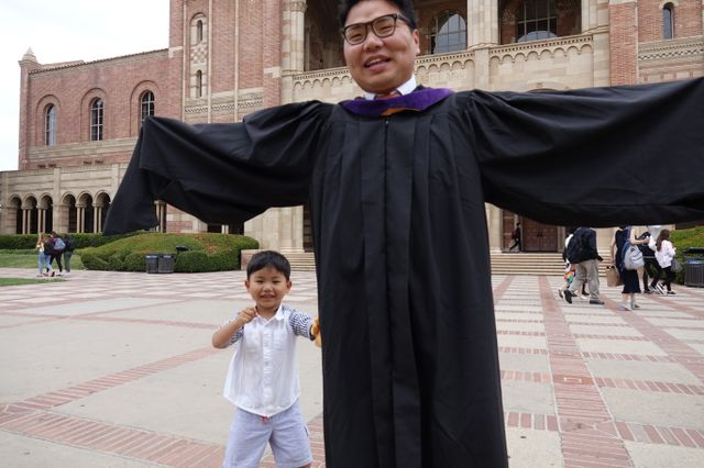 UCLA Law commencement 2018