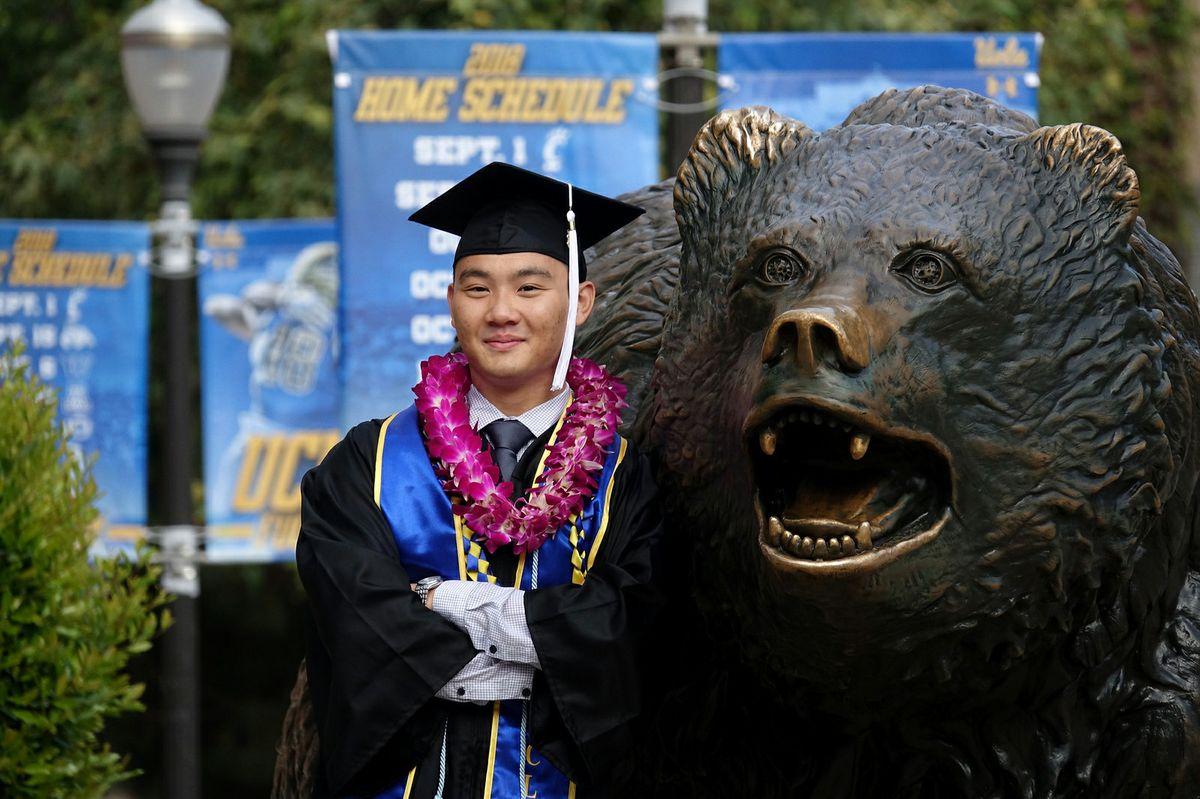 Graduate at The Bruin