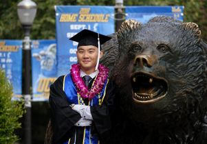 Graduate at The Bruin