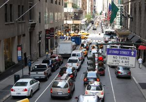 New York City parking