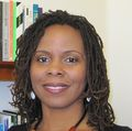 Chandra Ford in office