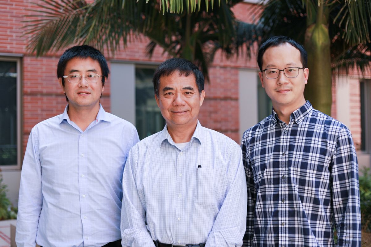 Qifeng Han, Yang Yang and Lei Meng