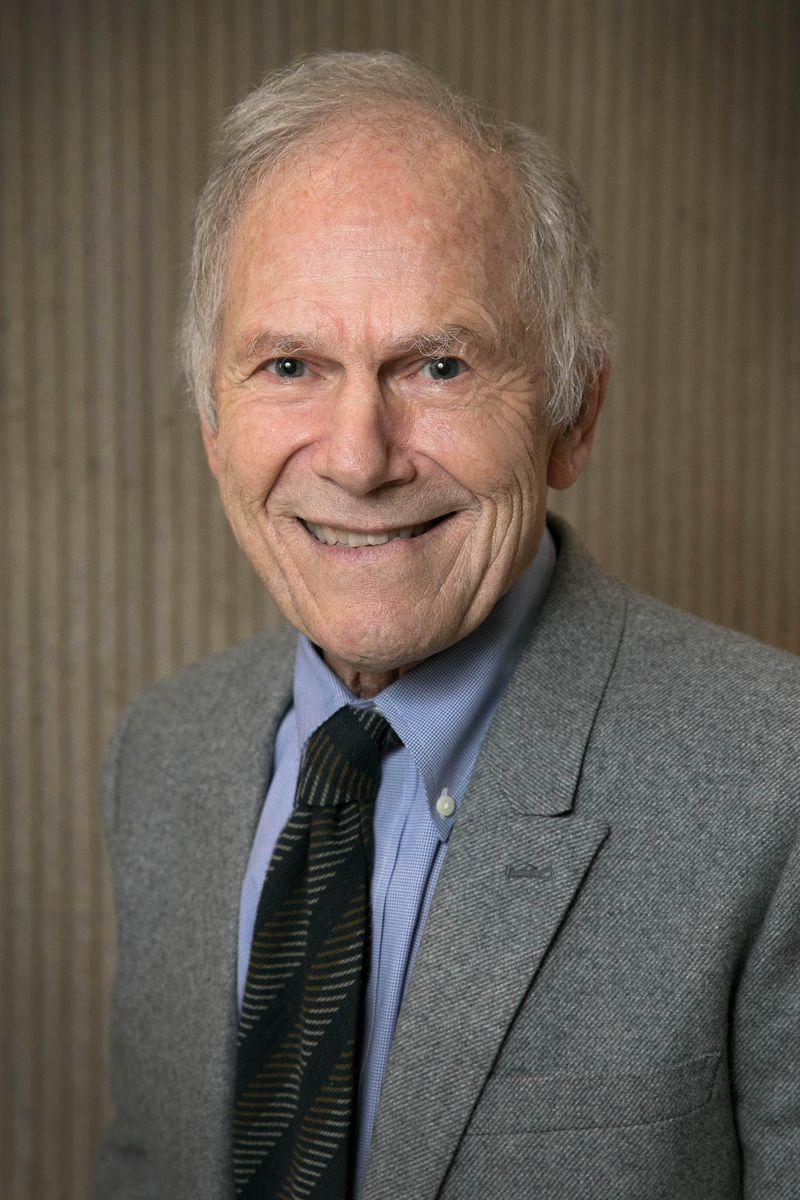 Michael Grunstein vertical portrait