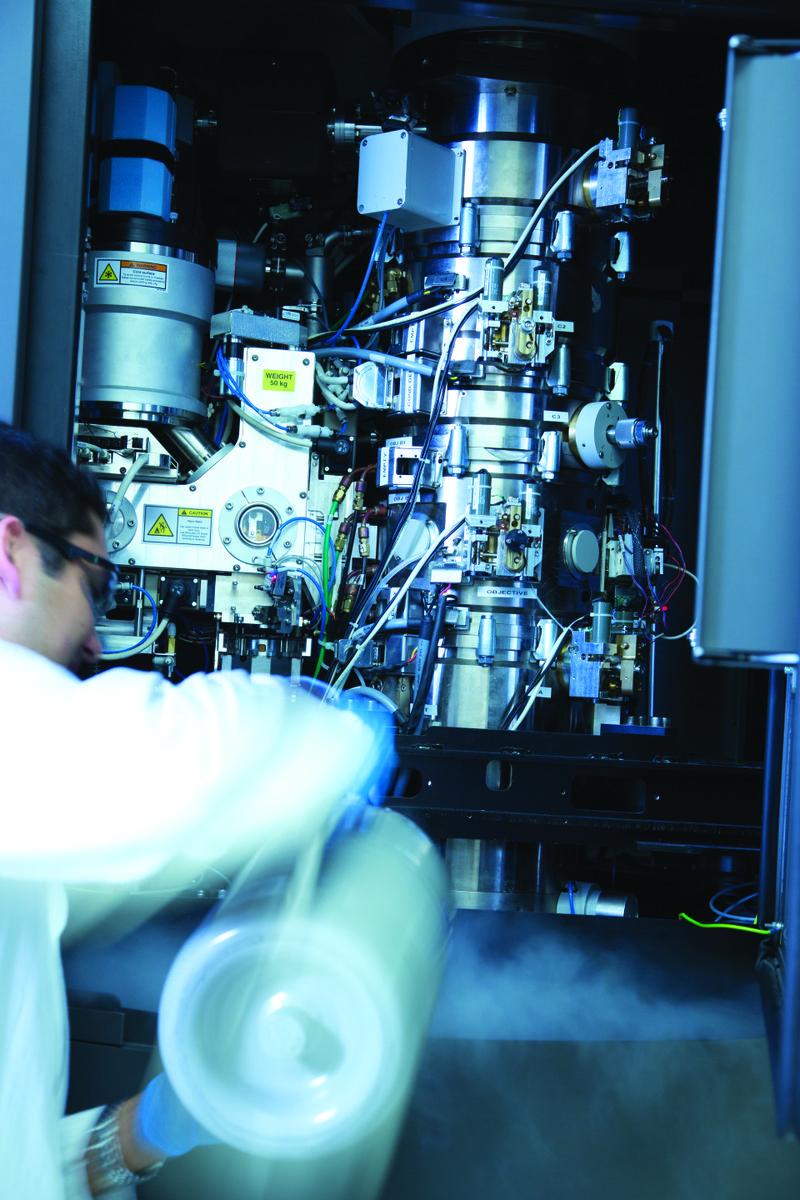 UCLA nanoscience technology